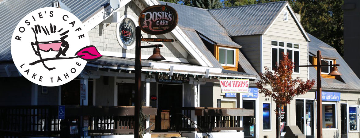 Rosie's Cafe Tahoe City