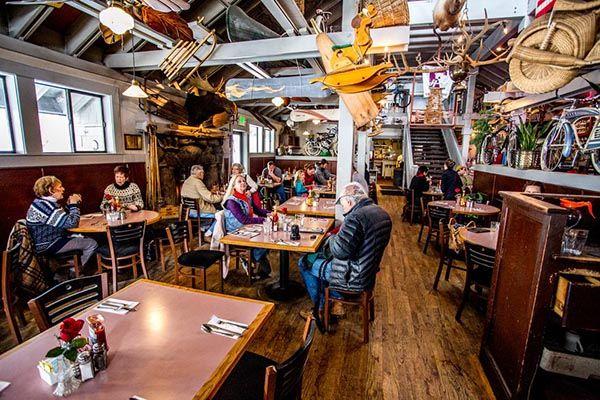 Rosie S Cafe Tahoe City Photo